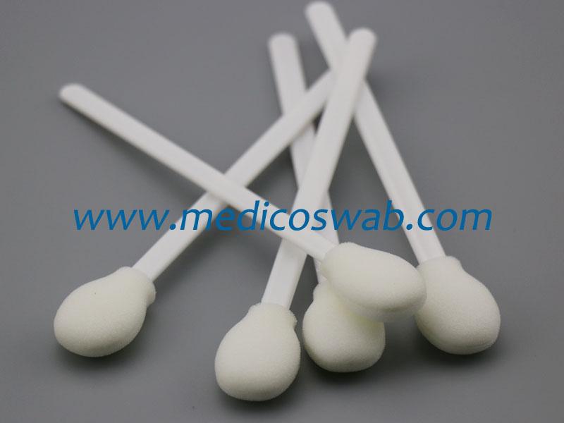 sterile foam tip CHG prep swab sticks