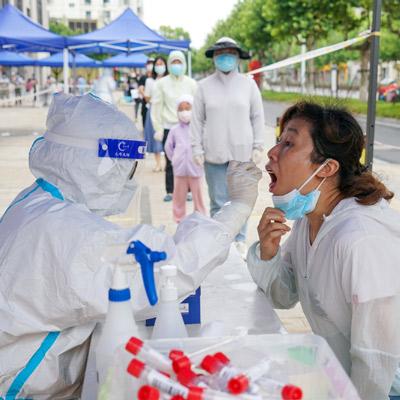 COVID-19 nucleic acid testing